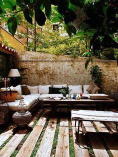 Design Time #14 | Summer moodboard - Interior Break