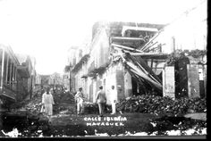 Un día como hoy en 1918, el área oeste de Puerto Rico fue sacudida por un terremoto y un tsunami, ocasionando la muerte de más de 100 personas y $4 millones en daños a la propiedad.