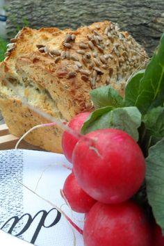 Waniliowy, Lawendowy, Biały...: CHLEB owsiany Food Cakes, Cake Recipes, Vegetables, Recipies, Cakes, Easy Cake Recipes, Kuchen, Vegetable Recipes, Veggies