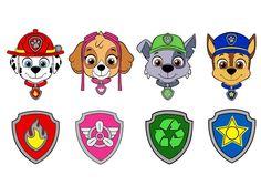 Paw Patrol Games, Paw Patrol Party, Paw Patrol Birthday, Paw Patrol Clipart, Paw Patrol Christmas, Cumple Paw Patrol, Kids Tumbler, Games For Toddlers, Painted Pumpkins