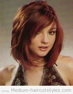 short to medium layered hairstyles for fine hair 2014 - Layered ...