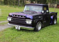 Old Ford Trucks, Old Pickup Trucks, Lowrider, Cool Trucks, Cool Cars, Aussie Muscle Cars, Future Trucks, Chopper Motorcycle, Old Fords