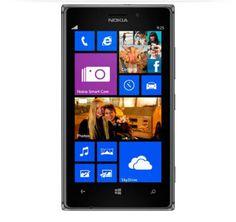 Téléphone portable sans abonnement NOKIA Lumia 925 Noir noir prix promo Boulanger 369,00 € TTC