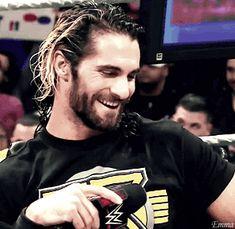 Rollins makes a better host Wwe Seth Rollins, Seth Freakin Rollins, Wwe Superstar Roman Reigns, Wwe Roman Reigns, Daniel Bryan Wwe, The Shield Wwe, Wwe World, Drew Mcintyre, Wwe Champions
