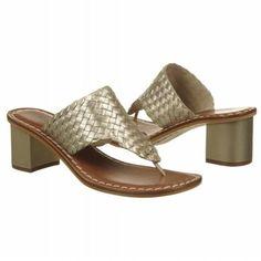 Bernardo Jinx Sandals (Platinum) - Women's Sandals - M Low Heels, Buy Now, Heeled Mules, Women's Sandals, Silver, Leather, Stuff To Buy, Women's Shoes, Stitch