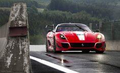 #599 GTO- Ferrari