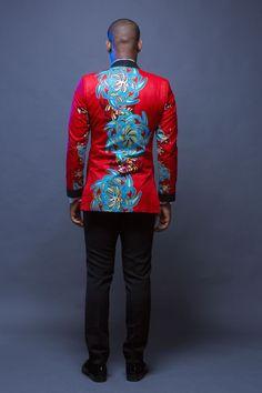 "Alexx Ekubo, Beverly Osu, Ik Ogbonna & More Rock Bold Prints & Colours in Jason Porshe's ""Bella Vista"" Collection | FashionGHANA.com: 100% African Fashion"