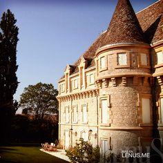 Chateau Plombis de #Francia. | #Castillos #Castles