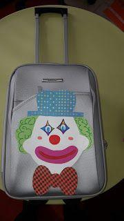 Γιώτα Καραγιάννη... Παιδί για πάντα... : Γλωσσικές δραστηριότητες - η βαλίτσα του μάγου Κωλ...