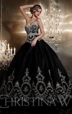 Compra wedding dresses black embroidery y disfruta del envío gratuito en  AliExpress.com 24f59afdd6ee