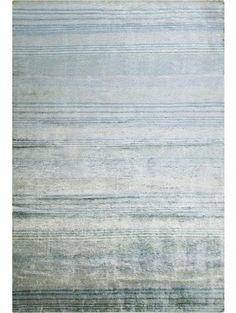 Teppich Tauriani Hellblau