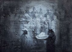 Ahmad Moualla - Syrian Artist  2014