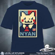Yes We Nyan!