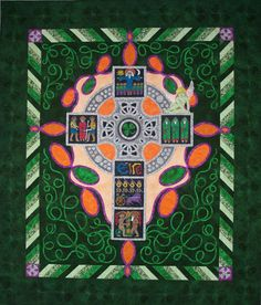 Celtic Creed Quilt