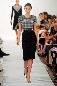 Elie Saab Couture 2014 | Oscar De La Renta: Spring/Summer 2014 - Fashion Diva Design