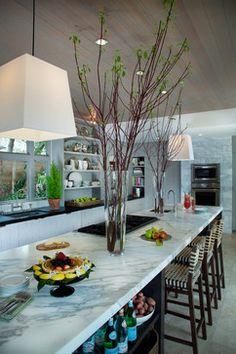 Dupont Street residence San Diego, CA - mediterranean - kitchen - san diego - bill bocken architecture & interior design