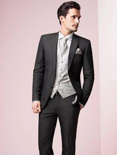 Hochzeitsanzüge - Inspiration für den Bräutigam | miss solution - Modell Sam Webb 2013.4