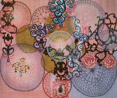 Beatriz Milhazes. Art Experience:NYC http://www.artexperiencenyc.com/social_login