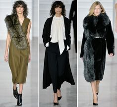 New York: Jason Wu presented his Autumn / Winter collection with two words in mind: strength and seduction. Building on this premise, Wu said backstage,...