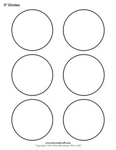 3 Inch Circle Template Printable Elegant 3 Inch Circle Pattern Use the Printable Outline for Shape Templates, Circle Template, Circle Labels, Stencil Templates, Label Templates, Flower Template, Circle Pattern, Templates Printable Free, Circle Outline