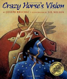 A fantastic book about bravery and selflesness; excellent for building classroom culture, especially with Native American students.