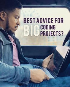 Best advice for big coding projects