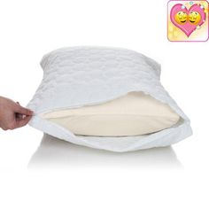 Dust Mite Pillow Covers Best Set Of 2 King Waterproof Pillow Protectorl&k Goods  Premium Review