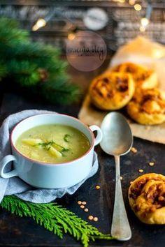 Kremowa zupa porowo-ziemniaczana - (zupy-i-kremy, bezglutenowe-2)