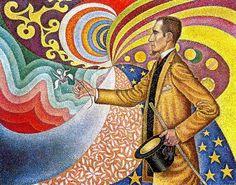 Neo-impressionism is a term coined by Félix Fénéon in 1886 to describe the art movement founded by Georges Seurat. Here is a portrait of Félix Fénéon by the artist Paul Signac that demonstrates Neo-impressionist painting style. Georges Seurat, Museum Of Modern Art, Art Museum, Henri Matisse, Paul Signac, Paul Gauguin, Fondation Louis Vuitton, Painting Prints, Art Prints