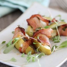 recipes bacon healthy snacks