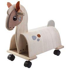 Plan Toys Ride On Pony