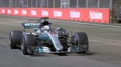 Singapore Grand Prix: Race Results
