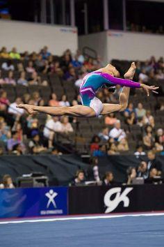 Gabby Perea - elegant + powerful