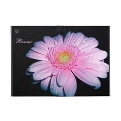 Pink Daisy iPad Mini Powis Case *Personalize*
