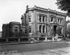 Mount Stephen Club, Drummond Street, Montreal, QC, 1934-35 by Musée McCord Museum, via Flickr