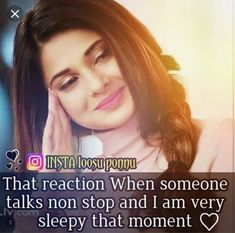 Maya Quotes, Girly Quotes, Very Sleepy, Morning Greetings Quotes, Jennifer Winget, When Someone, Girly Things, Attitude, Swag