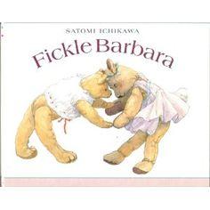 Fickle Barbara, by Satomi Ichikawa
