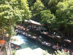 Dim Çayı şu şehirde: Alanya, Antalya