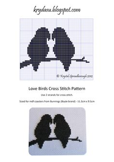 Krydasu Love Birds Cross Stitch Pattern.jpg - Google Drive