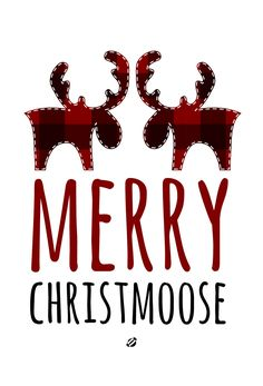 Uber Cute from Christmoose- Christmas Moose, Woodland Christmas, Little Christmas, Christmas Holidays, Merry Christmas, Holiday Signs, Christmas Signs, Holiday Fun, Diy Christmas Decorations For Home