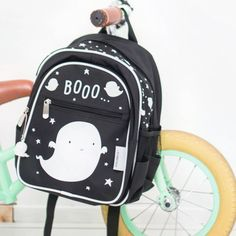 "585 Likes, 3 Comments - A Little Lovely Company® (@alittlelovelycompany) on Instagram: ""BOOOO, lets go on the MOOOVE! 😉👻 #kidsbackpack #minifigurineincluded #keychain…"""