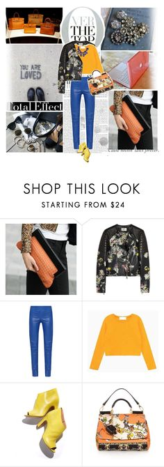 """""""'Cause nothing lasts Forever"""" by cocochanel10 ❤ liked on Polyvore featuring GHETTO FAB, SO Central, Erdem, Joseph, Maison Margiela, Dolce&Gabbana and Kenneth Jay Lane"""