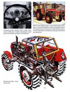 Transportation, Monster Trucks, Vehicles, Vintage, Car, Vintage Comics, Vehicle, Tools