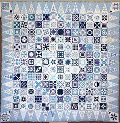 dear jane quilt block patterns - Google-haku