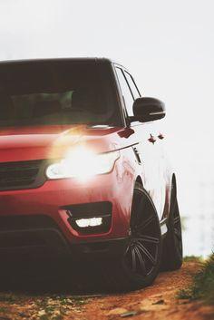 exoticstyle: avenuesofinspiration: Range Rover | Photographer...