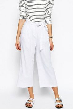 PRCCF008 Cropped Pants