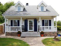 Amerikanische Häuser: Besonderheiten & Details