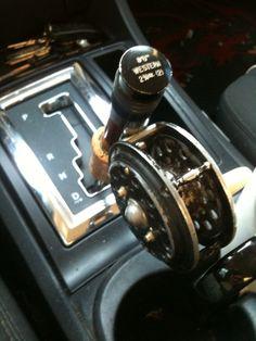 Orvis gear shift