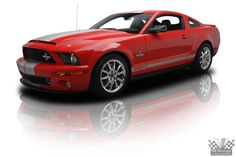 2009 Ford Shelby Mustang GT500KR 5.4L Supercharged 6 Speed