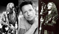 Scott Weiland, Layne Staley, Kurt Cobain's and more rock legends fictional tombstones featured In Five Finger Death Punch New Video. #music #news